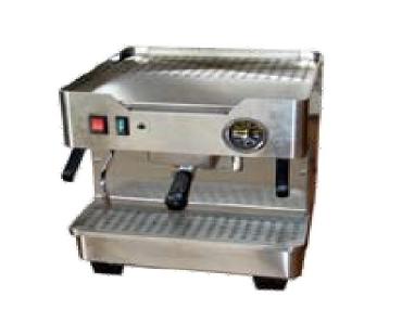 Кофемашина NOVEL INOX A1-AF